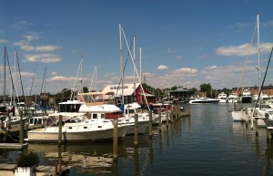Annapolis - a tranquil haven ...  (Photo by Claire Bolden)