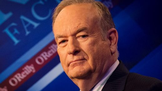 Fox News host Bill O'Reilly