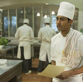 "Manish Dayal delivers a breakthrough performance in 'The Hundred-Foot Journey."" (Courtesy of Disney)"