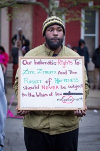 When do black lives matter in Baltimore? (Erik Hoffman)