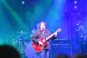 Lead Singer Jon Bell has been Widespread Panic's backbone for nearly three decades. (Costa Swanson)