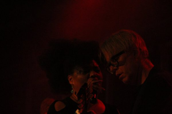 The BellRays at Baltimore Soundstage credit Todd Welsh