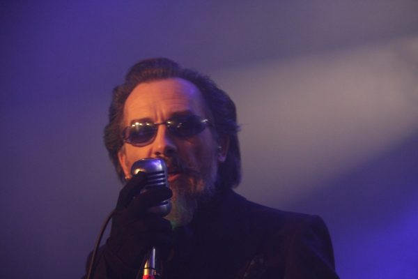 David Vanian of The damned at Baltimore Soundstage credit Todd Welsh