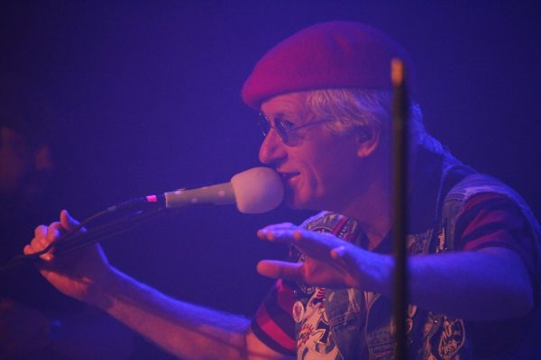Captain Sensible of The Damned at Baltimore Soundstage credit Todd Welsh