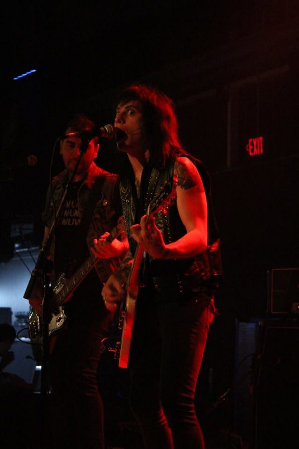 The Ravagers at Baltimore Soundstage. (Todd Welsh)