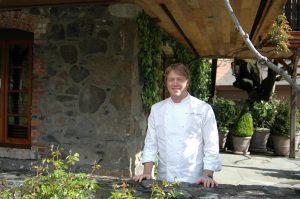 Chef de Cuisine Timothy Hollingsworth