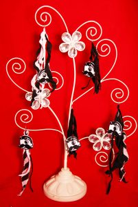 Natty Boh Earring Tree