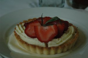 Strawberry CreamTart