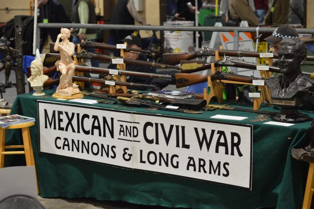 2019 Baltimore Antique Arms Show 011 (credit Anthony C. Hayes)