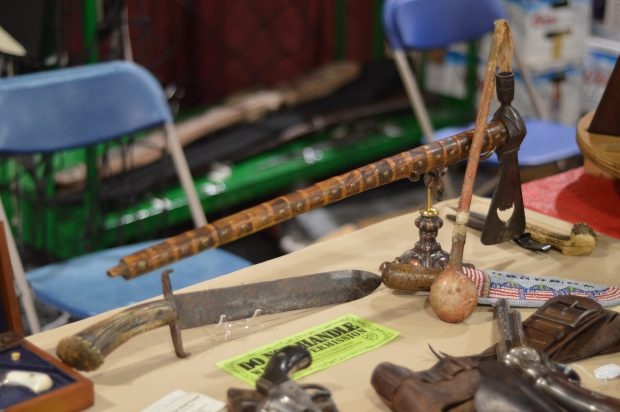 2019 Baltimore Antique Arms Show 030 (credit Anthony C. Hayes)