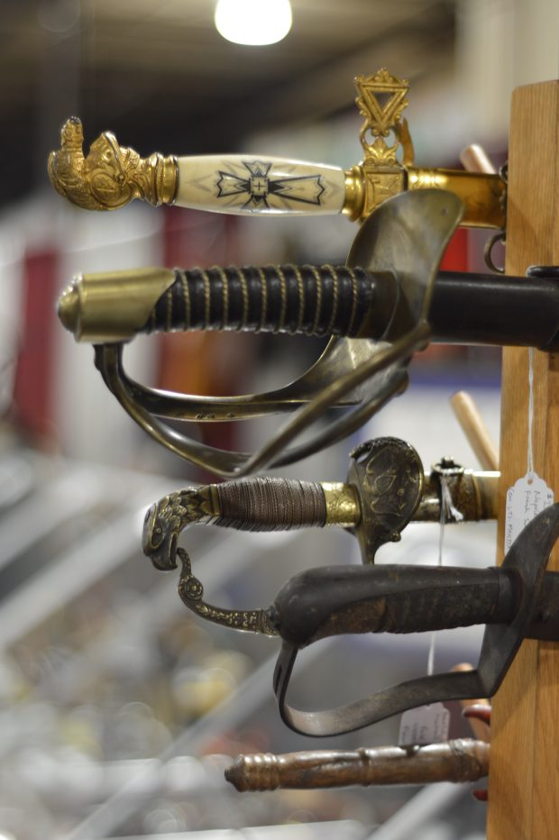 2019 Baltimore Antique Arms Show 053 (credit Anthony C. Hayes)
