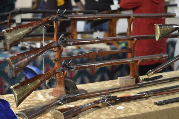 2019 Baltimore Antique Arms Show 078 (credit Anthony C. Hayes)
