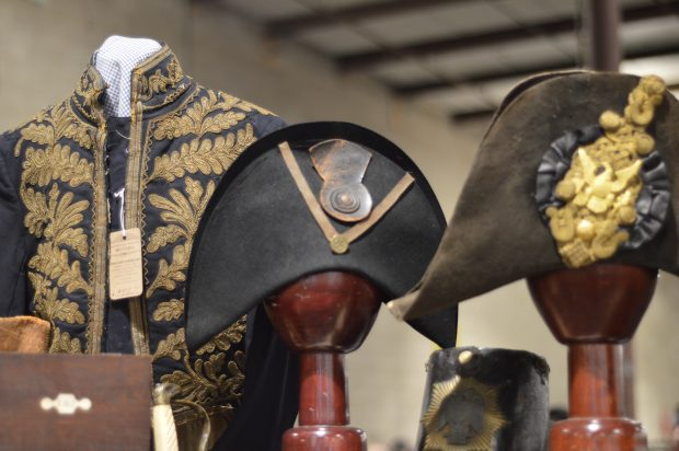 2019 Baltimore Antique Arms Show 096 (credit Anthony C. Hayes)