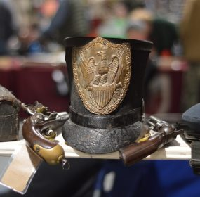 2019 Baltimore Antique Arms Show 103 (credit Anthony C. Hayes)