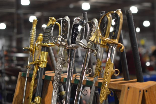 2019 Baltimore Antique Arms Show 105 (credit Anthony C. Hayes)