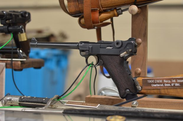2019 Baltimore Antique Arms Show 147 (credit Anthony C. Hayes)