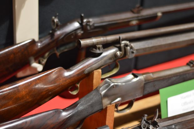 2019 Baltimore Antique Arms Show 152 (credit Anthony C. Hayes)