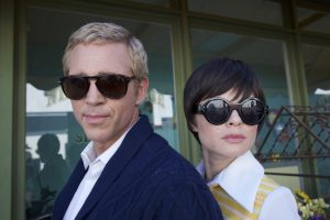 Chasing Bullitt stars Andre Brooks and Augie Duke as Steve McQueen and wife Neile Adams. (courtesy Toe Pictures)