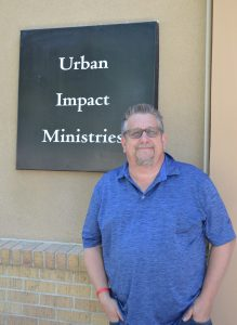 Pastor John F. Gerhardt of Urban Impact Ministries in New Orleans. (Anthony C. Hayes)