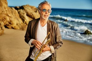 "Herb Alpert said, ""I just do what I love to do and I've been very fortunate."" (credit Dewey Nicks)"