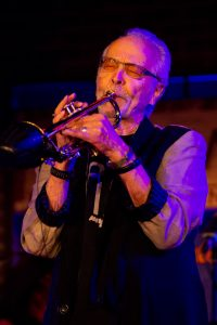 Grammy Award winning artist Herb Alpert and Lani Hal perform at City Winery in Washington DC on on Wednesday May 1, 2019. (PHOTO/Mike Jordan)
