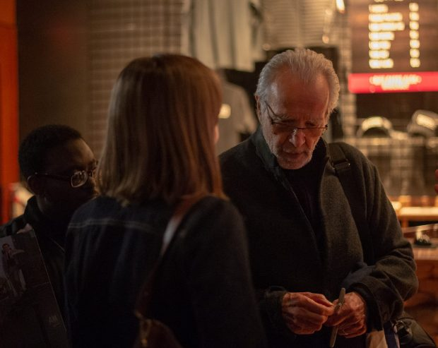 Grammy Award winning artist Herb Alpert signs autographs at City Winery on Wednesday May 1, 2019 (PHOTO/Mike Jordan)