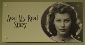 Ava: My Real Story is currently on display at the Ava Gardner Museum in Smithfield, North Carolina. (Anthony C. Hayes)