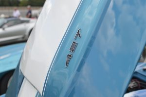 1966 Corvette Sting Ray Coupe owned by Brian Micciche was the Baltimore Post-Examiner's Celebrity Award Winner at the 2019 Corvettes at Carlisle. (Credit Anthony C. Hayes)