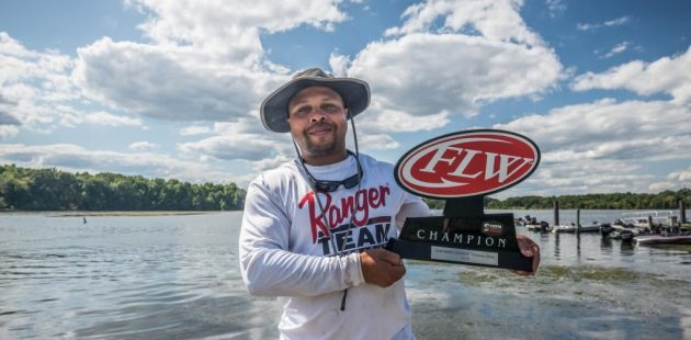 RANDALLSTOWN'S MARVIN REESE GOES WIRE-TO-WIRE, WINS COSTA FLW SERIES TOURNAMENT ON POTOMAC RIVER PRESENTED BY LOWRANCE