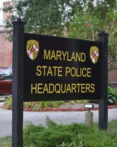 Maryland Stat Police Headquarters. (credit Anthony C. Hayes)