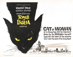 Tomb of Ligeia movie poster