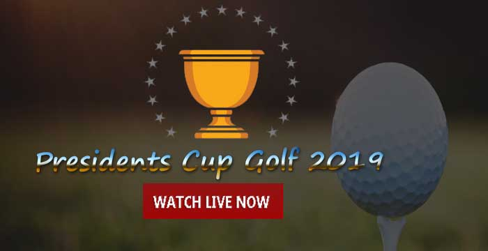 Presidents Cup Stream
