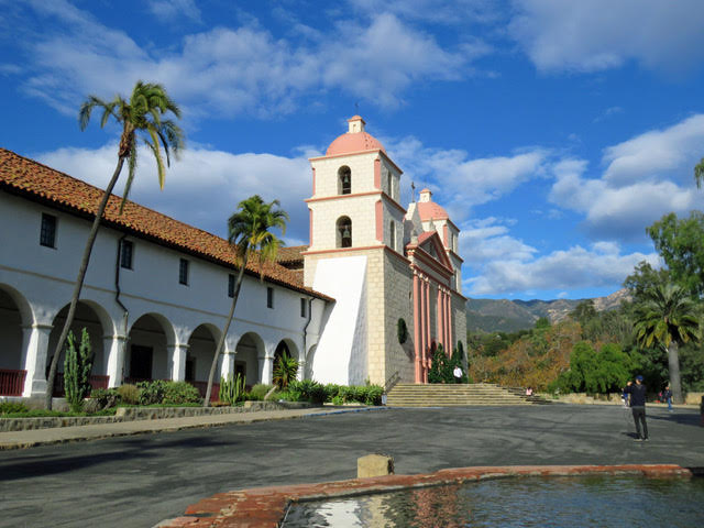Santa Barbara's Mission