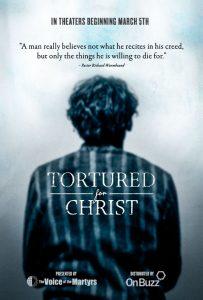 Tortured for Christ movie poster