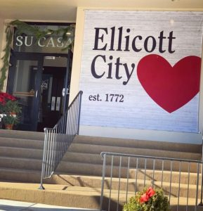 Su Casa's Ellicott City store has come back after two floods in the past four years. The COVID-19 crisis has forced the store to shut its doors, but it is still offering some virtual services and sales. (Courtesy: Nick Johnson)