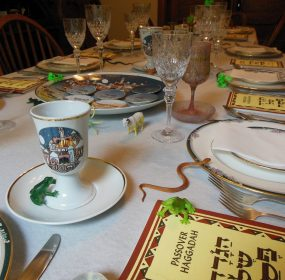 Passover in Baltimore (Anthony C. Hayes)