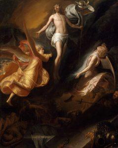 Samuel van Hoogstraten - Resurrection of Christ - 1969.110 - Art Institute of Chicago. Public Domain