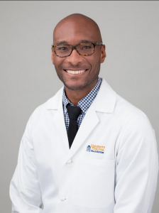 UVA Assitant Professor Dr. Taison D. Bell. (courtesy UVA Health)