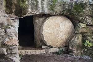 Resurrection of Jesus: Empty-tomb-3326100_960_720.jpg Pixabay No attribution required