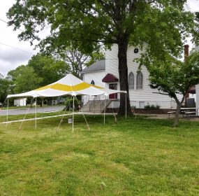 Tent Meeting is planned at Countryside Fellowship Church in Savage, MD. (credit Mark Wigley)