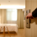 Safe Stay - Hotel guest room door (Pixabay - No Attribution Requiered)