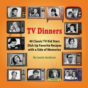 TV Dinners book cover (2020 – TV Classics Press)