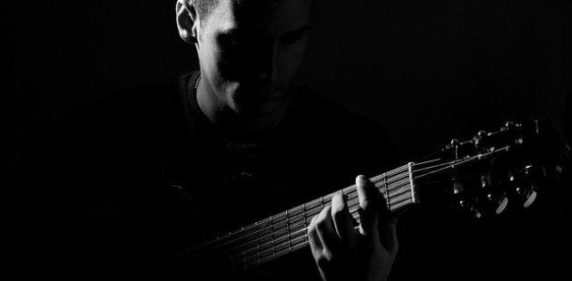 In My Room: guitar Image by Harut Movsisyan