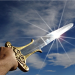 Protection sword of God (Pixabay)