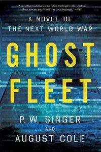 Ghost Fleet book cover (courtesy P. W. Singer)