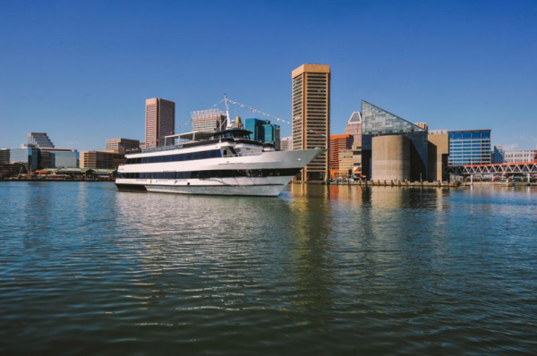 Spirit of Baltimore credit Hornblower Cruises and Events
