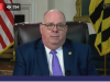 Hogan applauds bipartisan cooperation among the nation's governors in the fight against COVID-19