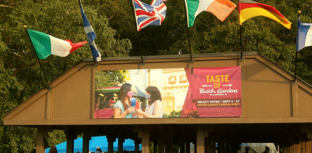 Taste of Busch Gardens Williamsburg credit Leonard Kinsey