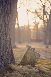 Prayer and death: Image by Alison Updyke from Pixabay