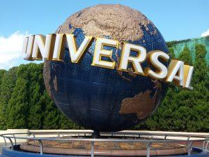 Universal Studios: Image by Eyang Sabur from Pixabay